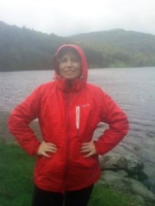 me on the lake