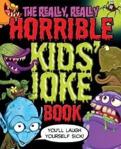 Kid's joke book