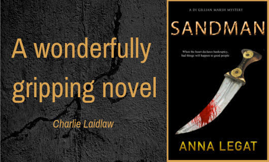 Sandman review Charlie Laidlaw2