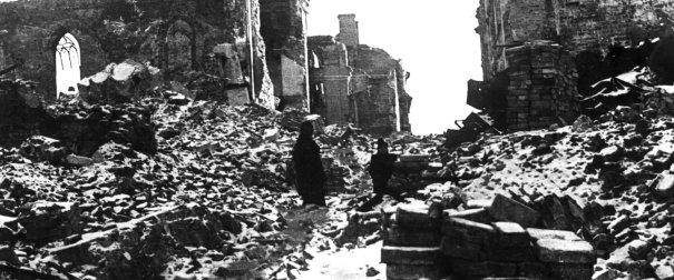 destruction of Warsaw