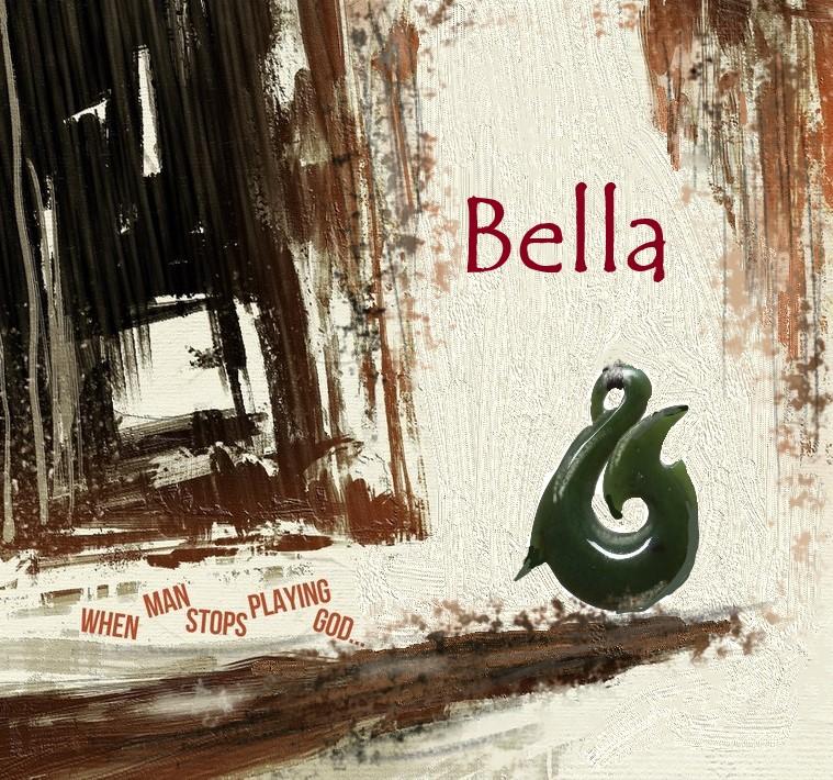 Cover short Bella