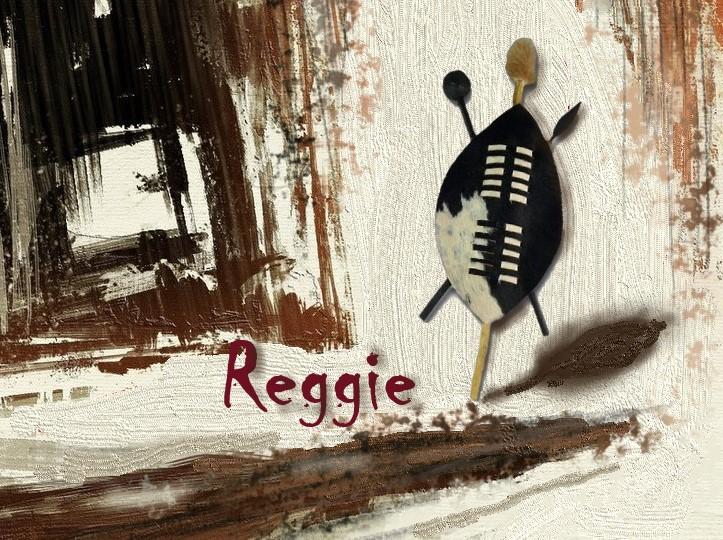 Cover short Reggie